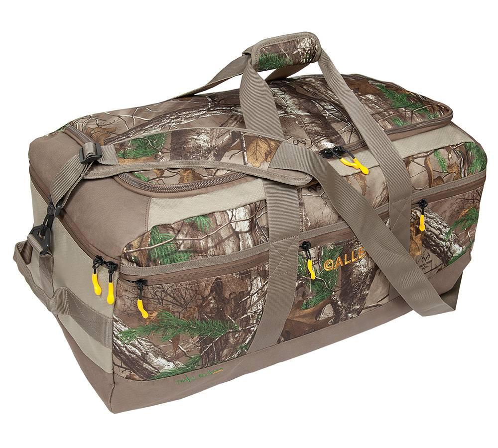 Allen Trailblazer Duffel Bag 600D Polyester Realtree Xtra Camo
