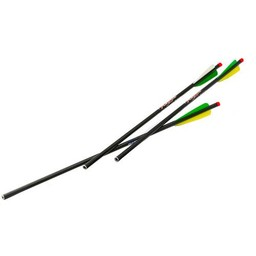 "Excalibur Illuminated FireBolt 22"" Carbon Arrows (3-Pack)"