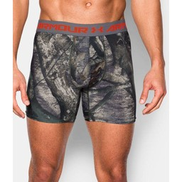 Under Armour Camo Boxerjock Boxer Briefs