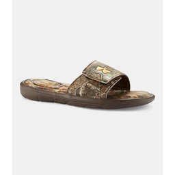 Under Armour Under Armour Men's Ignite Camo Slide