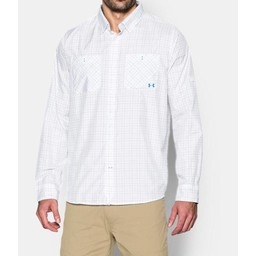 Under Armour Chesapeake Plaid LS Fishing Shirt