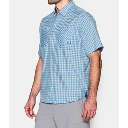 Under Armour Chesapeake Plaid SS Shirt