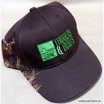 Triggers and Bows Promotional Cap