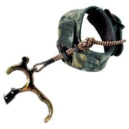 Scott Archery Release Longhorn Hunter 3-Finger Camo