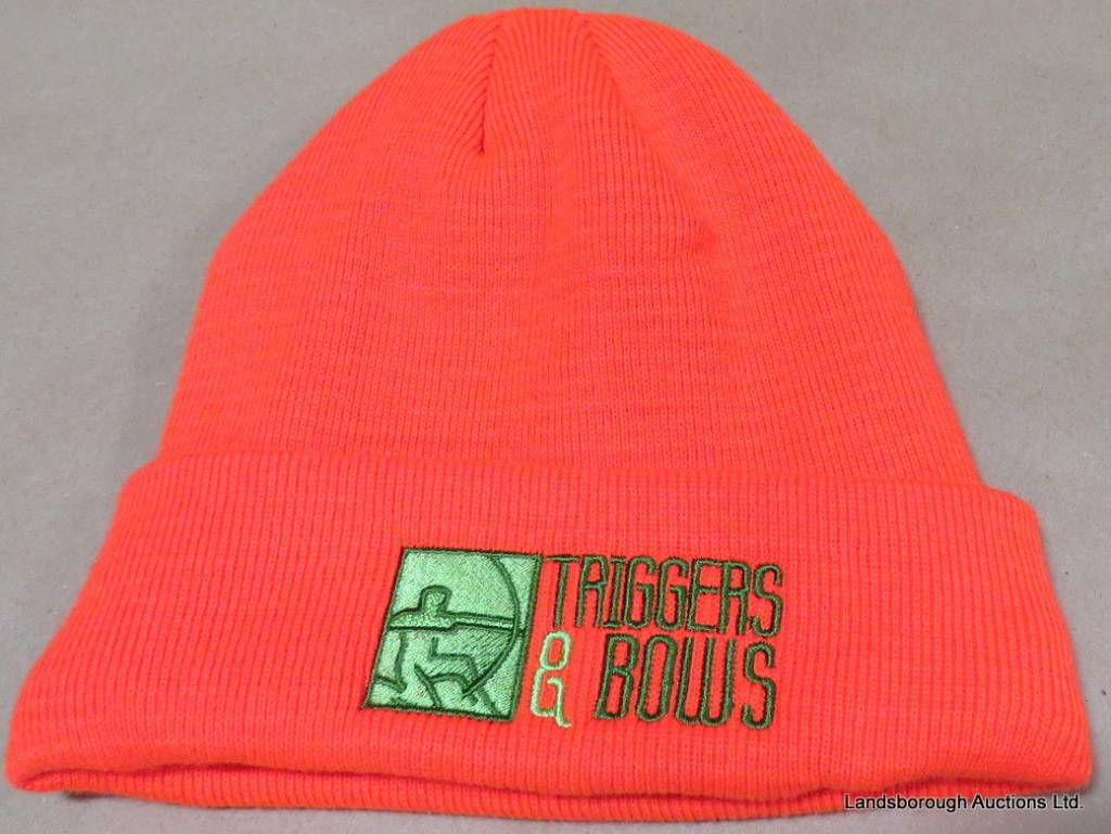 AJM International Triggers and Bows Promotional Toque