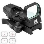 NcStar NcStar Red 4 Reticle Reflex Sight w/ Quick-Release Mount