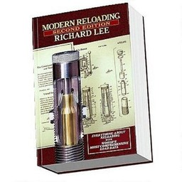 """Lee """"Modern Reloading"""" by Richard Lee (Second Edition)"""