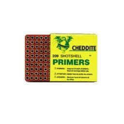 Cheddite Primers Type 209 (100 Shotshell)
