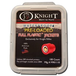 Knight Waterproof Pre-Loaded Full Plastic Jackets