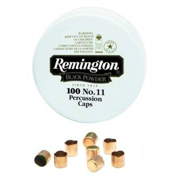 Remington Black Powder No. 10 Percussion Caps (100 Caps)