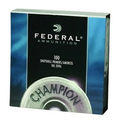 Federal Champion Shotshell Primers No. 209A (100-Count)