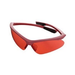 Champion Ballistic Shooting Glasses Pink Frame/Rose Lens