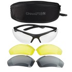 Champion Champion Ballistic Shooting Glasses w/ Case