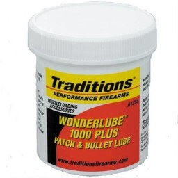 Traditions Wonderlube 1000 Plus Patch and Bullet Lube