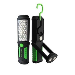 Prime-Lite Magnetic Base Pivoting LED Work Light