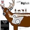 """Big Buck Deer Target 28"""" x 28"""" (5-Pack)"""