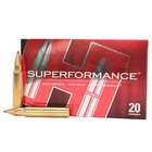 Hornady Hornady Superformance Centerfire Ammunition (20-Rounds)