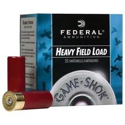 Federal Heavy Field Load Shotgun Shells