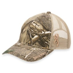 Browning Co Branded Mesh Cap RTX