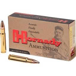 Hornady Custom Centerfire Ammunition (20-Count)