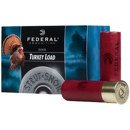 Federal Premium Federal Strut-Shok Magnum Turkey Load Shotgun Shells