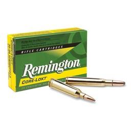 Remington Core-Lokt Centerfire Ammunition (20-Rounds)
