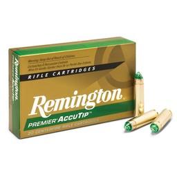 Remington Premier AccuTip Centerfire Ammunition