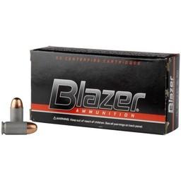 Blazer Blazer Centerfire Ammunition (50-Rounds)