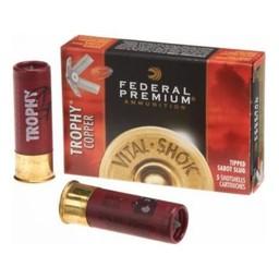 Federal Premium Federal Premium Vital-Shok Trophy Copper Sabot Slug Shotgun Shells