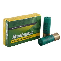 Remington Remington Magnum Buckshot Shotgun Shells