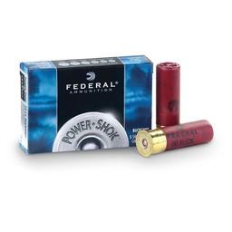 Federal Power-Shok Buckshot Maximum Shotgun Shells