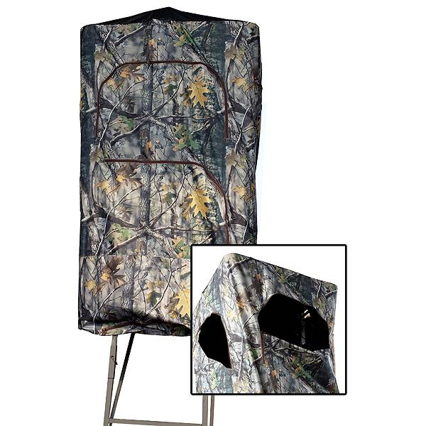 Blinds and Treestands - Triggers and Bows