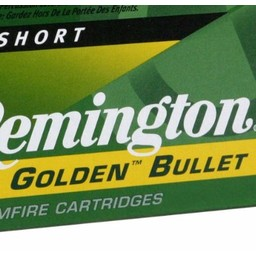 Remington 22LR Golden Bullets 525 Value Pack