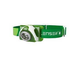 LED Lenser SEO 3 Headlamp Red