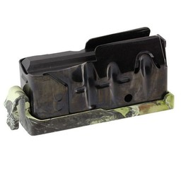 Savage Extra Magazine for Savage Axis Camo Bottom Release Latch - Mossy Oak New Break-Up 223 Rem.