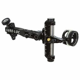 Sure-Loc IconX Bow Sight (Black)