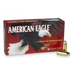 American Eagle 9mm 115 Grain FMJ 50 Rounds