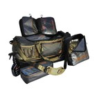 Game Plan Gear Game Plan Gear Base Camp Travel System W/ Four Pack Cubes