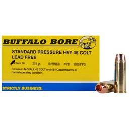 Buffalo Bullet Company .45 Cal. 325 Grain