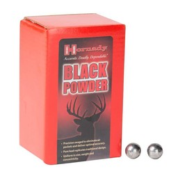 Hornady Hornady Black Powder Lead Round Balls