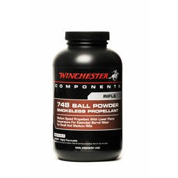 Winchester Components Rifle Ball Powder