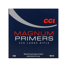 CCI Magnum Large Rifle Primers (100-Count)