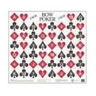 """Maple Leaf Press Maple Leaf Archery Poker Game 25""""x27"""""""