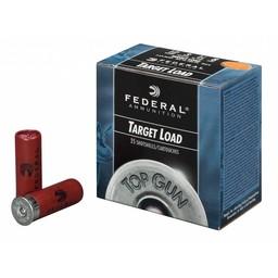 Federal Top Gun Target Loads (25 Rounds)