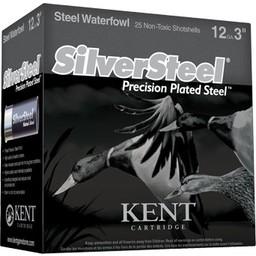 Kent Kent SilverSteel Waterfowl Shotgun Shells (25 Rounds)