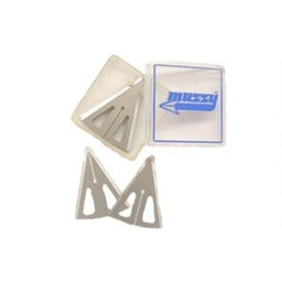 Muzzy 3-Blade Replacement Blades