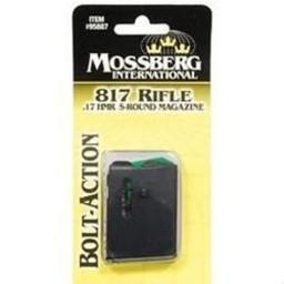 Mossberg 817 Rifle .17HMR 5-Round Magazine