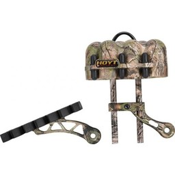 Hoyt Shock Rod Arrow Rack 2-Piece Quiver