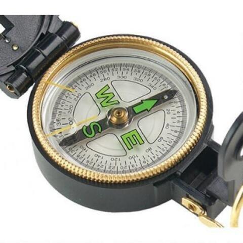 Allen Lensatic Compass