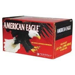 Federal American Eagle 22LR 40 Grain Round Nose (500-Count)